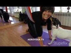 aerial yoga aerial FITNESS www.aerialyoga.tv Teachers training www.aeroyogausa.com FORMACION Y DIPLOMA AERO YOGA©