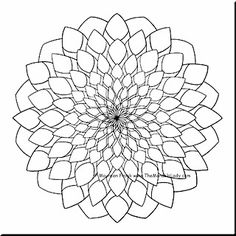 Mandalas To Color Mandala Coloring Pages, Free Coloring Pages, Coloring Sheets, Coloring Books, Mandala Design, Mandala Art, Ways To Relax, To Color, Colorful Pictures