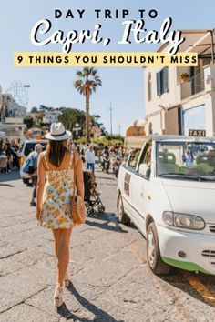 Day Trip to Stunning Capri, Italy   9 Things You Shouldn't Miss   Dana Berez Travel Guide