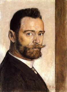 Portrait of Helene Weigle   Emotion, 1902   Born in Bern, Ferdinand Hodler settled in Geneva in 1872, where he lived until his death. His su...