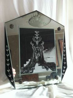 1000 Images About Art Deco Frames On Pinterest Painted