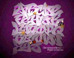 Graffiti+Letters+Styles+(12).jpg (400×320)