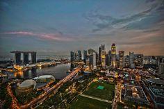Ontdek hier de 15 meest indrukwekkende skylines ter wereld! Nog op zoek naar een mooie stad om te bezoeken? Zet deze op je bucket list!