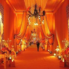 A grand wedding needs a grand setting just like this one, planned by Diwas Weddings Debarati.