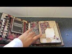Treasured Memory Keepsake Album Deluxe - Fast Forward HD edition