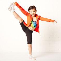 future gymnast!