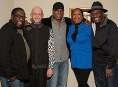 The O'Jays, and Delia Smith, January 15, 2011, at the Van Wezel Performing Arts Hall, Sarasota, Florida