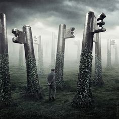 Beautifully Surreal Photo Manipulations - My Modern Met