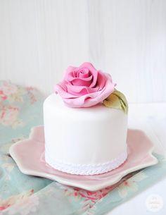 Mini cake ~ Lovely!♥