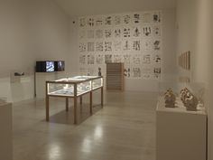 """CABINET // Exhibition / """"Curiosity: Art and the Pleasures of Knowing"""""""