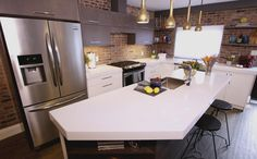 Cozinha Property Brothers - Season 4 - Samantha e Yaron