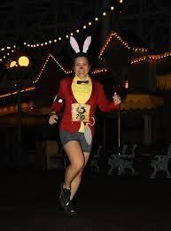 white rabbit alice in wonderland running costume - Google Search