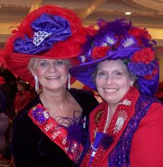 If I were to join the Red Hat Society fcc7a35d367