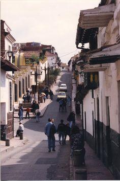 La Candelaria, Bogota 1995