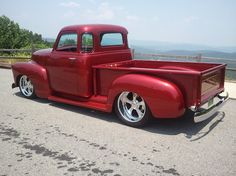 47-54 Chevy Truck - chris sutton - Picasa Web Albums. Want it soooo crazy bad!!!