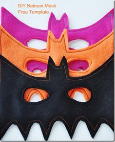 """The perfect mask for """"PJ Girl"""" costume"""