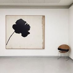 Interior poetry… Jannis Kounellis #art #modernart https://www.instagram.com/p/BAiG4pAuN36/