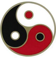 Arte Yin Yang, Ying Y Yang, Yin Yang Art, Ying Yang Symbol, Feng Shui, Foto Logo, Yin Yang Designs, Yin Yang Tattoos, Magic Symbols