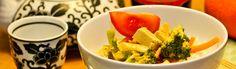 Feuriges veganes Thai-Curry mit Tofu