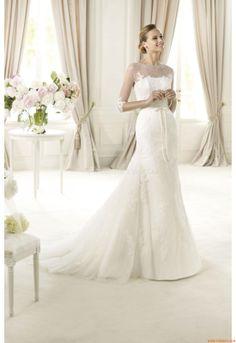 Vestidos de noiva Pronovias Ula 2013