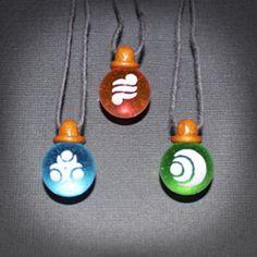 Zelda pendant of virtue nayrus wisdom free silver aloadofball Choice Image