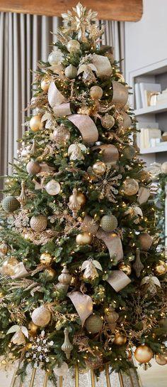 Burnished Metal Ornaments