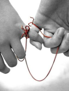 somehow incorporate the string into the ceremony.. tie each end of the string to the others little finger as we do vows.. or have the entire guest crowd start on each end and end with bride and groom tying them together... would be memorable