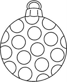 30 Printable Drawings for Circle Filling Designs - Early Childhood Education - Student On Preschool Christmas, Christmas Activities, Christmas Crafts For Kids, Xmas Crafts, Felt Christmas, Christmas Colors, Simple Christmas, Preschool Crafts, Christmas Ornaments