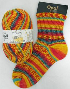 "Woolstack - Opal ""Little Prince"" Sock Yarn - The Little Prince and the Fountain (7766), £7.95 (http://www.woolstack.co.uk/opal-little-prince-sock-yarn-the-little-prince-and-the-fountain-7766/)"