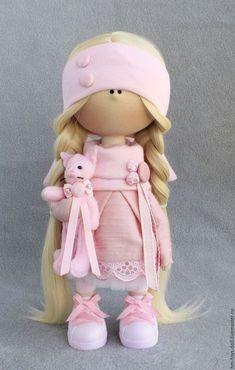 Love Doll Fabric Doll Tilda