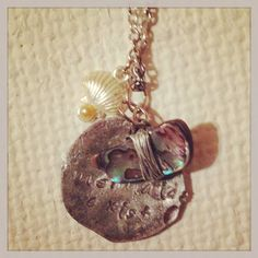 Mermaids Exist Necklace on Etsy, $30.00