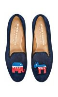 Perfect election day footwear from Stubbs and Wootton