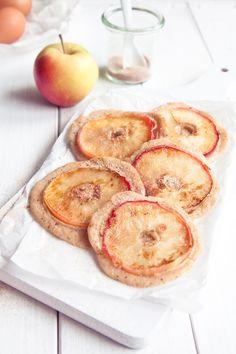Zum Mitnehmen bitte: Sonntagsfrühstück Nr. 11: Bratapfel-Pancakes mit viel Zimt und Zucker