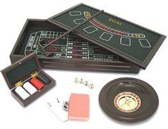 Players Club Deluxe Casino Gaming Sethree Authentic Vegas Style Casino Gamest - List price: $79.95 Price: $29.99