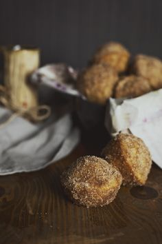 St[v]ory z kuchyne Donut Muffins, Beignets, Fritters, Doughnuts, Cheesecake, Stuffed Mushrooms, Snoopy, Cookies, Vegetables