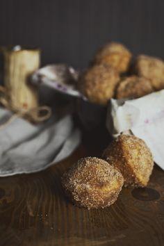 St[v]ory z kuchyne | Donut Muffins with Cinamon