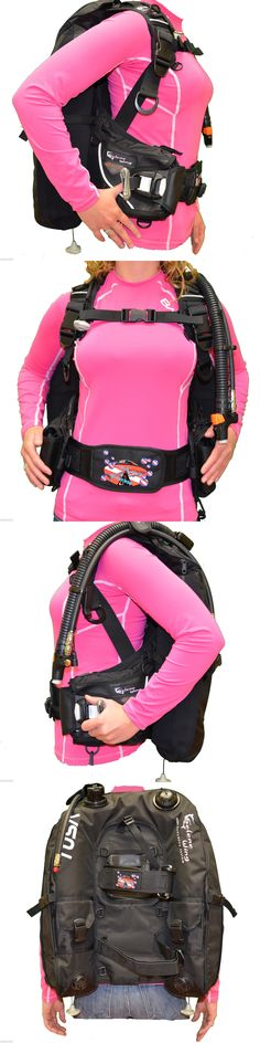 Buoyancy Compensators 16053: Brand New In The Bag Tusa Selene Wing Womens Bcd, Medium BUY IT NOW ONLY: $210.0