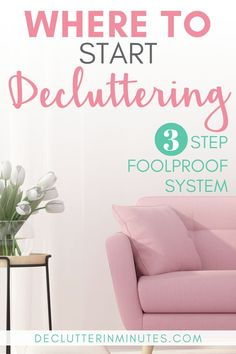 Do you have clutter in your home and are not sure how to remove it all? Where to start decluttering will walk you through the simple steps of cleaning out. Kids Room Organization, Organization Hacks, Organizing Ideas, Decluttering Ideas, Declutter Your Home, Organizing Your Home, Household Budget, Clutter Free Home, Paper Clutter
