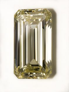 """The dazzling 55-carat #Kimberley #Diamond makes its debut at the American Museum of Natural History in New York today (July 11, 2013). The champagne-colored """"cape diamond"""" was originally cut from a 490-carat stone found sometime before 1868 in the Kimberley Mine in South Africa."""