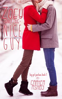 Zoey & the Nice Guy by Carter Ashby - contemporary romance - 5 stars