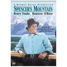 Spencers Mountain (DVD, 2003) 85392752621 | eBay