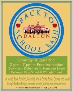 Join us on Saturday, August 2nd, on N. Hamilton Street for free fun, great deals, and extended hours!