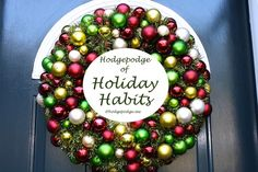 It's the best of our holiday habits at Hodgepodge - gifts for multiple ages, our allergy-friendly Thanksgiving menu, favorite sugar cookie recipe and easy recipes to make for gifts, the advent series of books we read and more. Plus one of my favorites - slow down the season - one a day. (Pin it for later if you are in denial about it being November )