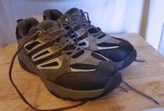 Men's Brahma Steel Toe Work Boots Nick 550140951 10.5 #Brama #WorkSafety