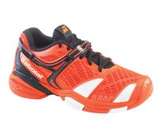 Propulse 4 All Court Junior Orange www.babolat.com