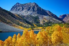 Lundy Lake, Sierra Nevada jigsaw puzzle in Great Sightings puzzles on…