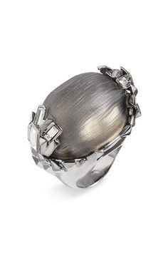 Alexis Bittar Crystal Encased Ring