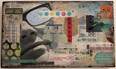 chad davis (visual defects) collage