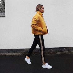 Currently loving yellow  this amazing coat is by @anitaandgreen and you can use code ANITA20 for 20% off all A&G on Brand Attic #AGgirls #ad