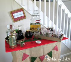 A Kentucky Derby Party - The Blue Eyed Dove